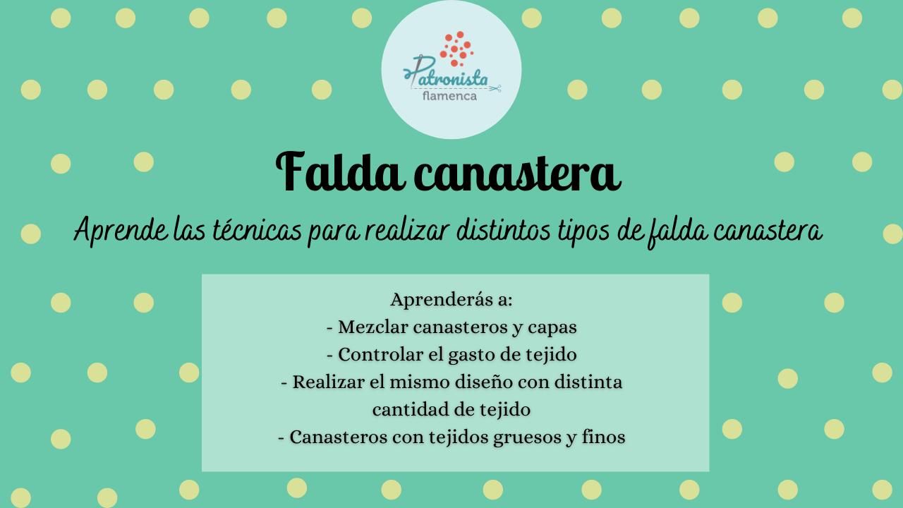 Falda-canastera