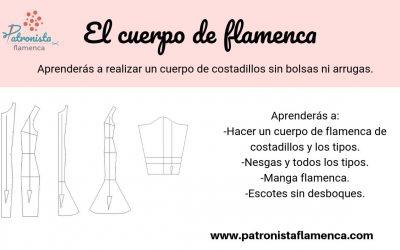 El cuerpo de la flamenca