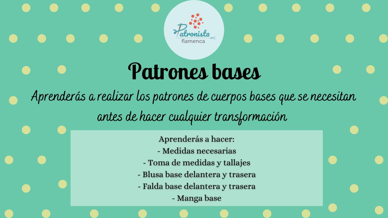 Patrones bases