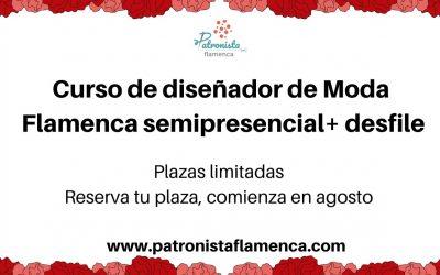"""Pre-inscripción, reserva plaza """"diseñador+desfile"""""""