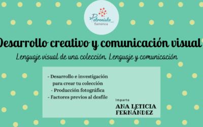 Desarrollo creativo y comunicación visual.