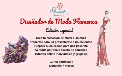Diseñador de Moda Flamenca EDICIÓN ESPECIAL