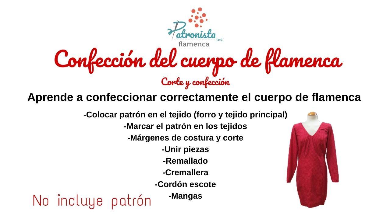 WEB curso confección del cuerpo de flamenca
