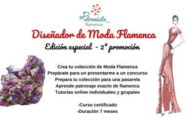 Diseñador de Moda Flamenca EDICIÓN ESPECIAL 2
